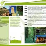 Topoguía y fichas digitales de paseos y excursiones por el Campo de Daroc